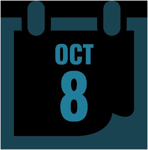 October 8
